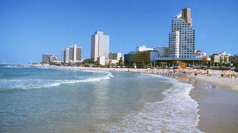 Tel Aviv er en av destinasjonene vi mener du bør vurdere nå.