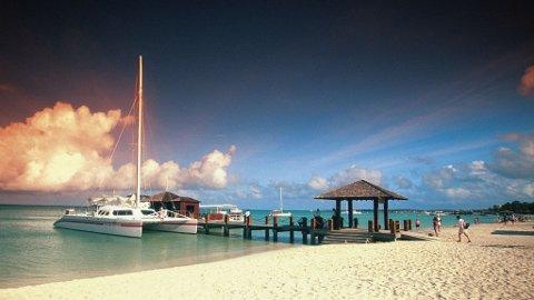 Aruba er kjent for sine fantastiske strender