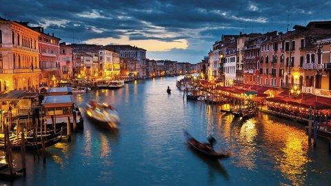 Du får aldri Venezia helt for deg selv, men vinteren er roligere og mer stemningsfull.