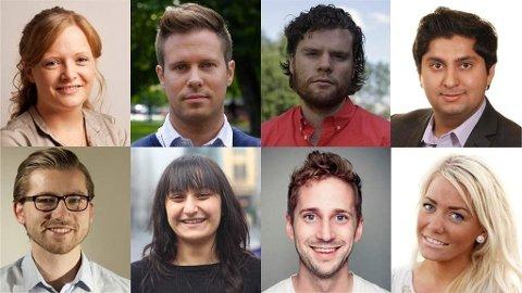 Gjesteredaktører 2012
