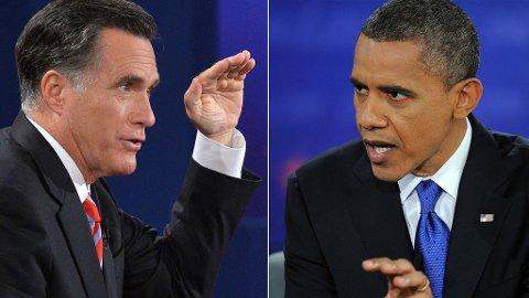 Barack Obama vant nattens debatt mot Mitt Romney, mener ekspertene.