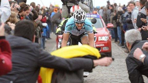 SOLO-TOM: Dominerte årets Paris-Roubaix.