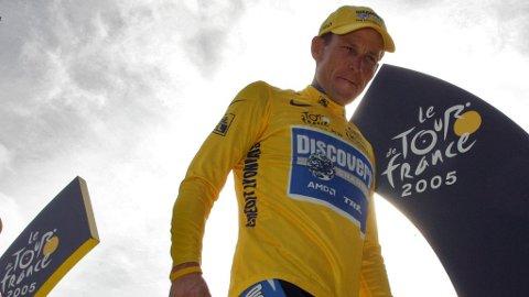 LEGGER KORTENE PÅ BORDET: Lance Armstrong skal fortelle sin side av saken.