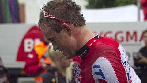 FJERNET FRA WORLD TOUREN: Alexander Kristoff og Katjusja blir ikke å se i sykkelsportens øverste divisjon neste år.