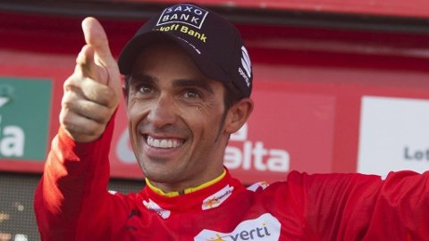 BETALER VILLIG: Alberto Contador har alltid hevdet sin uskyld, men betaler villig saksomkostningene han nå er ilagt.