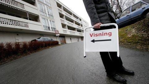 Eksperter har tidligere advart mot boligkjøp de nærmeste årene.