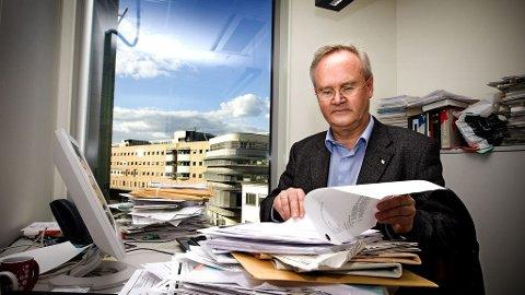 Skattekrimsjef Jan-Egil Kristiansen i Skatt Øst