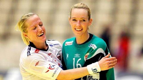 Norge og Heidi Løke og keeper Katrine Lunde Haraldsen sikrer TV2 rekordtall.