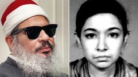 BYTTEHANDEL: Den algeriske islamistlederen tilbyr seg å løslate de amerikanske gislene i bytte mot at USA løslate egypteren Omar Abdel-Rahman og pakistaneren Aafia Siddiqui.