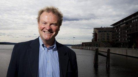 Privatøkonom Storebrand Knut Dyre Haug