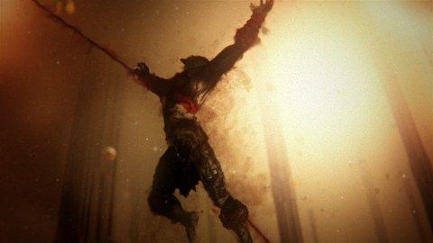 Kratos vil ut og leke, MEN FÅR IKKE LOV!