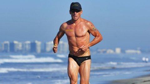TRIATLON-KONGEN: Lance Armstrong
