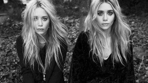 KOMMER TIL NORGE: Mary-Kate og Ashley Olsen vil være tilstede under lanseringen 7. august på Bik Bok sin flaggskipsbutikk i Karl Johans gate i Oslo.