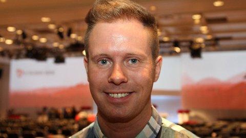 Eskil Pedersen AUF