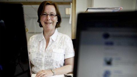 Elisabeth Realfsen er daglig leder for Finansportalen.no