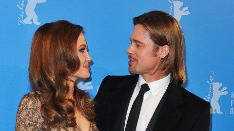 BRAD PITT og Angelina Jolie har holdt sitt familiedrama hemmelig for omverdenen.