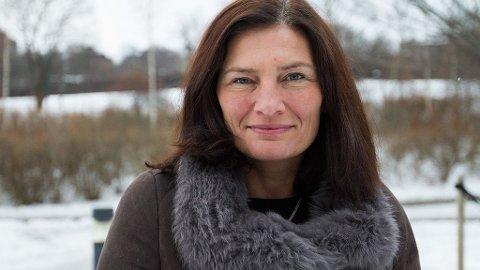STANDHAFTIG: Libe Rieber-Mohn er ukens gjest i «Det store intervjuet».