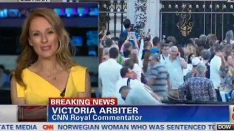 CNN-REPORTEREN kom med noen bemerkninger som av mange oppfattes som kjønnsdiskriminerende.