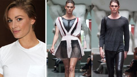 MARDOU & DEAN viste frem sin nyeste kolleksjon under Oslo Fashion Week onsdag.