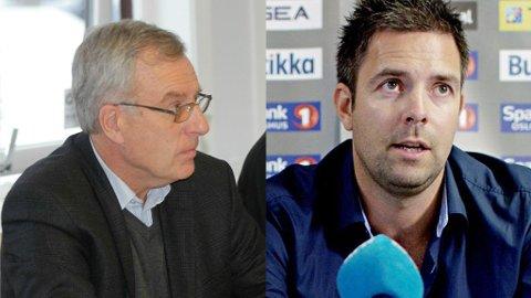 KRITISK: Gunnar Martin Kjenner er skeptisk til at Stabæk og Inge Andre Olsen aldri tok kontakt med Nancy for å fortelle at Gunnarson var solgt