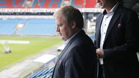 President i Norges Fotballforbund, Yngve Hallén