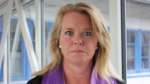 Fagdirektør Liv Simonsen Lånekassen