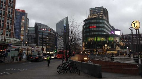 Oslo Plaza City