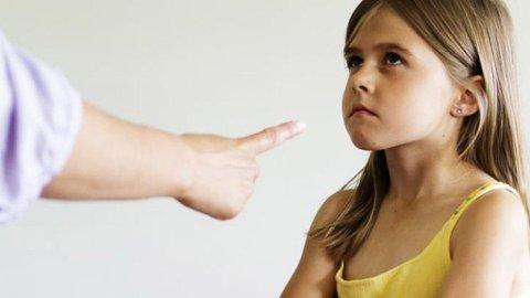 KJEFT: Det kan være slitsomt med trass. Noen ganger mister selv den mest tålmodige forelderen besinnelsen. © ILLUSTRASJONSFOTO: Thinkstock.com