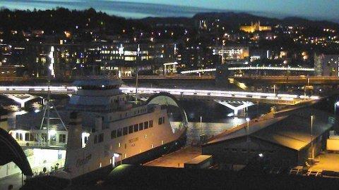 Trondheim julaften 2013 rekordvarme