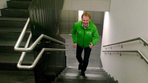 - Julemat og kos er herlig, men mange ønsker seg et aktivt avbrekk i julehøytiden, sier Lars Erik Mørk i Aktivitetsalliansen.