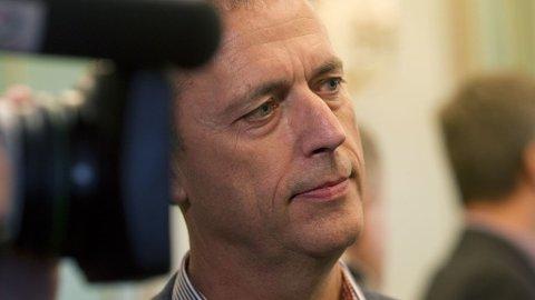 Amedias konsernsjef Are Stokstad leverer gode tall til tross for betydelig nedgang i inntektene fra papiraviser.