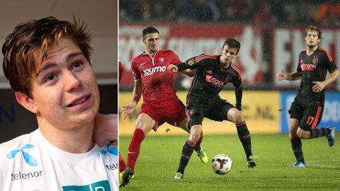TRIVES: Torgeir Børven trives i Nederland og FC Twente etter overgangen fra Vålerenga.