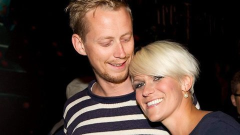 MANN OG KONE: Sigrid Bonde Tusvik har giftet seg med TV-kjæresten.