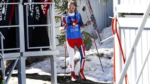 REAKSJONER: Knut Nystad og familen har mottatt en rekke meldinger etter smørebommen i OL.