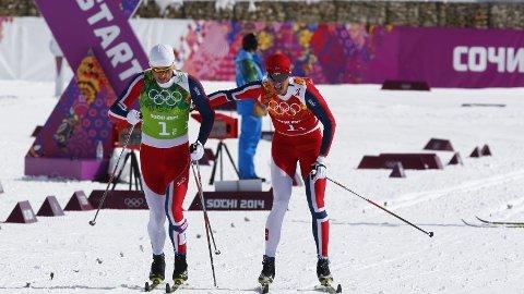 Ola Vigen Hattestad sprakk helt på sin siste etappe i semifinalen.