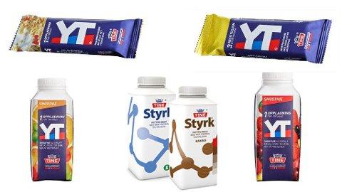 PROTEINER: TINE sier de har inntrykk av at forbrukerne ønsker seg flere proteinrike alternativer.