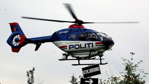SAMLOKALISERES: Det nye beredskapssenteret skal sikre en samlokalisering av helikoptertjenesten, beredskapstroppen og hundetjenesten i Oslo politidistrikt.