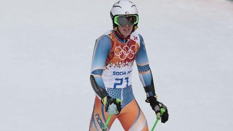 SUPERTALENT: Henrik Kristoffersen er tidendes yngste medaljevinner i OL-slalåmen.