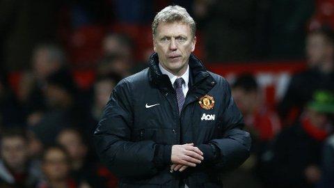 HAR TROA: David Moyes mener Manchester United kan vinne Premier League.