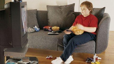 HELSE: Fedme og overvekt blant barn er økende i Europa.
