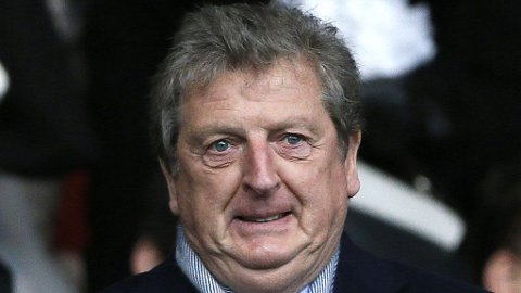 VURDERER Å HENTE INN PSYKOLOGHJELP: Roy Hodgson er ivrig etter å rette opp i Englands straffemareritt foran sommeren fotball-VM.