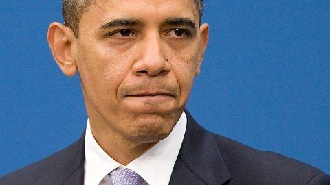 TRUER: USAs president Barack Obama gjør det klart at Israel risikerer å bli stadig mer isolert internasjonalt om det ikke blir enighet om en fredsavtale.