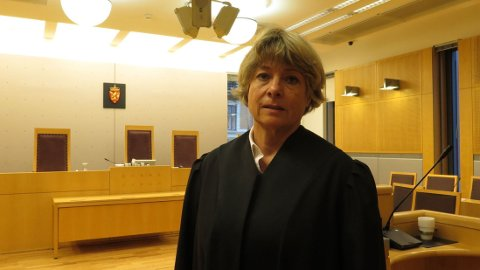 - LETTET: Bistandsadvokat Wenche Andreassen sier at hennes klient er lettet over å ha blitt trodd på alle punkter.