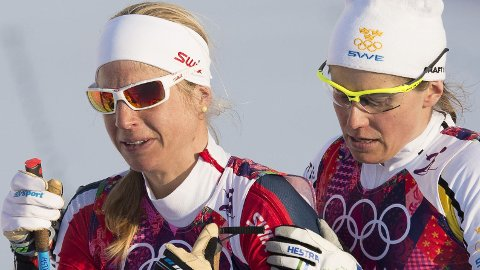 Astrid Uhrenholdt Jacobsen gikk tre løp i Sotsji. Hun var med på stafettlaget, og ble nummer fire i den individuelle sprinten og nummer 19 på 10-kilometeren.