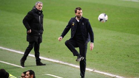 BEDRE SOM SPILLER? Tim Sherwood fikk en god start som vikarierende manager i Tottenham, men den siste tiden har det gått dårligere. Mange tviler fortsatt på om den tidligere midtbanespilleren har det som skal til for å bli en god manager.