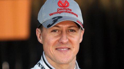 HARDT SKADET: Michael Schumacher har ligget i koma siden en skiulykke i desember.
