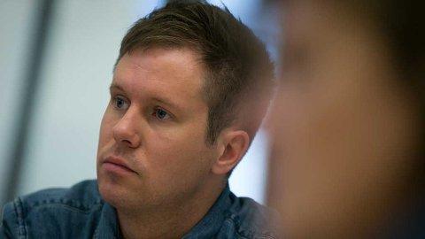 GÅR AV: Etter fire år som AUF-leder går Eskil Pedersen av i oktober. Foreløpig har han ingen plan om hva han skal gjøre.