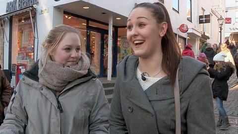 MØTTE SITT STORE IDOL: «Unge mødre»-Anna fikk beskjed om at hun og venninnen fikk komme backstage for å møte den svenske artisten Eric Saade.