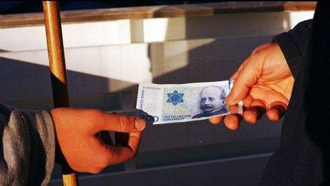 Mannlige siviløkonomer fra NHH får over 40.000 kroner mer i lønn i sin første jobb sammenlignet med kvinnene.