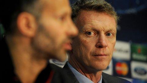 OPTIMIST: Bayern München er storfavoritter før Champions League-kvartfinalen mot Manchester United, men manager David Moyes har tro på seier.